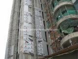 Los paneles compuestos de aluminio de Globond para la pared