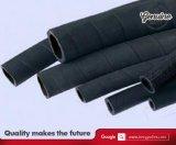 Boyau en caoutchouc flexible de boyau abrasif élevé de sablage de grand diamètre