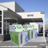 Inyector de combustible del motor de gasolina de la máquina de limpieza del sistema