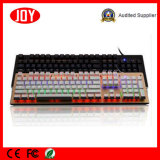 Клавиатура USB Fahionable механически с доской цветастого Backlight RGB ключевой