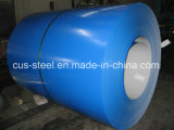 0,13-1.5mm de acero con recubrimiento de color Strip/bobinas de acero prebarnizado