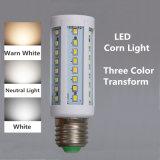 Indicatore luminoso basso 5730 9W del cereale di E14/E27/B22 LED