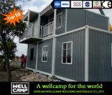 Wellcamp bewegliches bewegliches Behälter-Haus