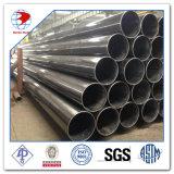 Pequeno no tamanho 2 polegada Agendar80 Q235B Tubo de aço carbono soldado