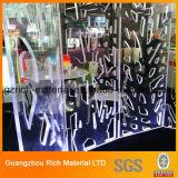 Strato acrilico spesso dell'acrilico del plexiglass del perspex dello strato getto libero/trasparente