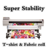 Imprimante de Digitals de sublimation pour l'impression de tissu de textile