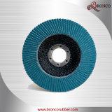 Fornitori abrasivi del disco della falda di Zirconia per il trattamento di superficie dell'acciaio inossidabile