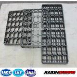 Cassetto termoresistente di trattamento termico dell'acciaio inossidabile per la fornace