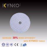 Almofada de polonês abrasiva do disco de Kynko