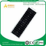 Intelligentes im Freien der LED-helles integriertes Solarstraßenlaterne5w-120w mit Fernsteuerungs