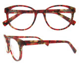 Eyewear 유행 공장은 직접 다채로운 안경알을 공급한다