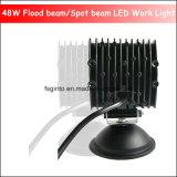 свет работы 48W квадратный 4inch СИД для трейлера/тележки (GT1015-48W)