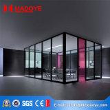 Европейская дверь стеклянной перегородки верхнего качества типа