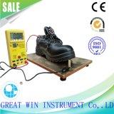 Machine de test de Shoese/matériel électriques antistatiques (GW-023C)