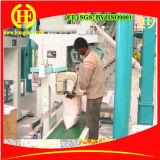 Pianta automatica del mulino a cilindri del mais di alta qualità 150t che funziona nello Zambia del Kenia