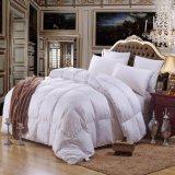 233tc impermeabilizam para baixo a tela e o Comforter branco do pato de 90% para baixo