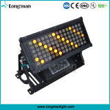 고성능 옥외 Rgbaw 450W LED 벽 세탁기 디스코 빛