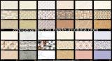 Material de construcción rosado del azulejo de la pared del azulejo de la cerámica del color