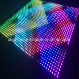 Boda interactiva digital programable de Baile de LED