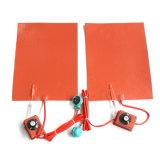 7.4V de aangedreven Flexibele het Verwarmen Verwarmer van de Batterij van het Element