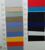 Tcの帯電防止縞の伝導性のファイバーの薄いあや織りファブリック
