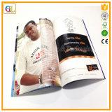 Kundenspezifisches Papiereinbandes farbenreiches Buch-Drucken mit A4/A5
