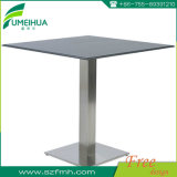 80cm Diameter Waterproof Round Phenolic HPL Table Top