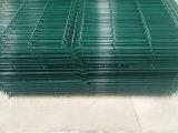 Malla de alambre galvanizado recubierto de PVC Fence cerco Anping Secutiry China fábrica