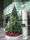 Дешевая рождественская елка цены Hx8136 идя снег искусственная
