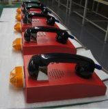 Parking Lots Téléphones, Tunnel Téléphone sans fil avec lampe, téléphone robuste