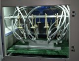 Mobiele Telefoon Shell/de Plaat van het Aluminium de Automatische Machine van het Zandstralen van de Transportband