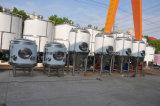 El tanque de acero inoxidable famoso para la fabricación de la cerveza