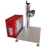 CNC de Laser die van de Vezel Machine merken (VCT- FPV)