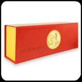 두꺼운 표지의 책 선물 상자 판지 상자 주문 수송용 포장 상자