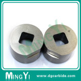 Custom SKD-11 / SKD-61 / Metal Square Hole Guide Bushing, botão angular