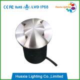 Protección IP68 3W DE PARED DE LUZ EMPOTRADA LED
