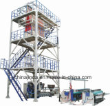 LDPE/HDPE/LLDPE Film-durchbrennenmaschine