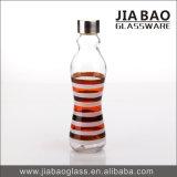 nuova bottiglia della bevanda di colore dello spruzzo del vetro a calce sodata di disegno 500ml