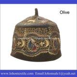 O chapéu muçulmano Embrodiery da oração de Hijab projetou, chapéu da alta qualidade de Customed