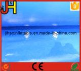 صنع وفقا لطلب الزّبون [سويمّينغ بوول] عملاق مربّعة قابل للنفخ زرقاء لأنّ ماء متنزّه