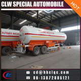 China 2axles 40500L Gas líquido semirremolque LPG camión cisterna