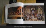 Impresión del libro de cubierta suave del atascamiento perfecto de la alta calidad/impresión del libro del compartimiento