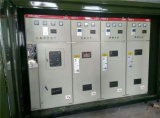 10kv Tensão Baixa Potência no exterior da caixa de distribuição da filial (com SF6 interruptor de carga)