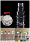 Machine de soufflement de bouteille automatique d'animal familier avec le moulage