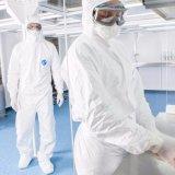 Taller de limpieza de la película microporosa desechables / Mono Tyvek