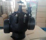 3 клапан соленоида полива дюйма 220VAC Nylon (ZCS-100P)