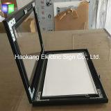 """27""""X40 LED """" boîte à lumière d'affiches de film pour l'extérieur de l'écran étanche"""