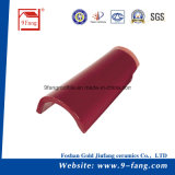 9fang 찰흙 기와 건축재료 스페인 기와 310*310mm 광동 제조 공급자