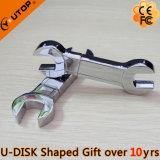 USB Pendrive da chave inglesa dos presentes práticos mini para a fábrica do reparo (YT-1260)
