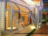 [بويلدينغ متريلس] زبون [ويندوو غريلّ] تصميم ألومنيوم يرتدي خشبيّة شباك نافذة